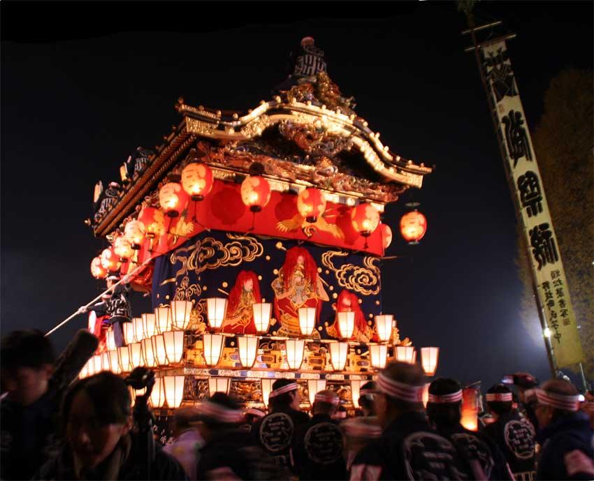 秩父の夜祭